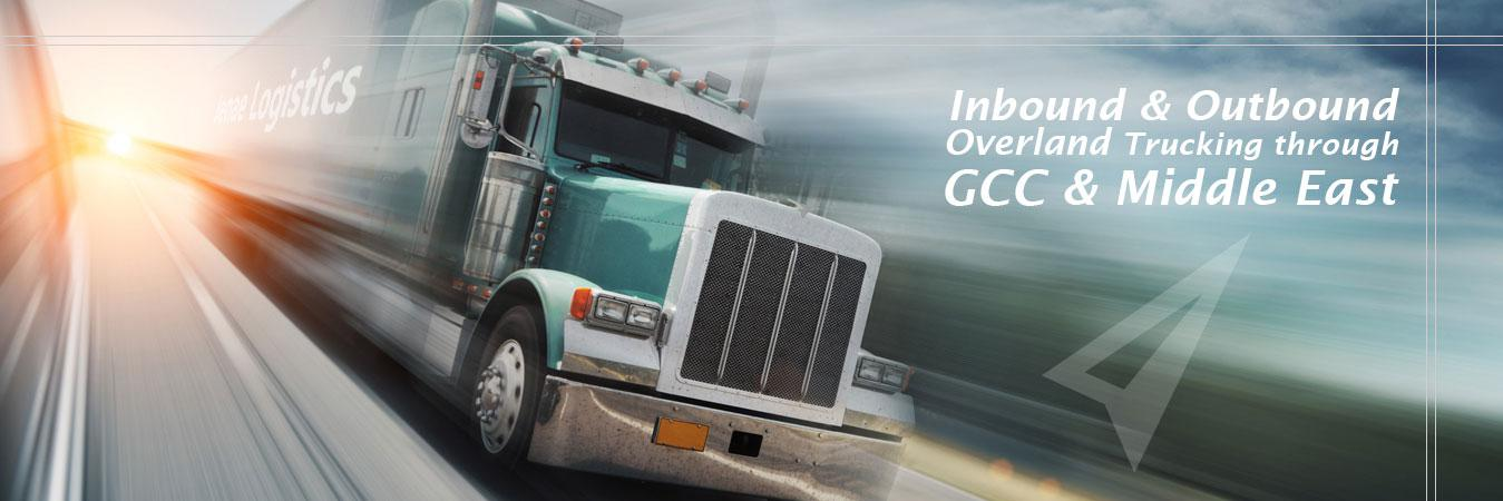 Dubai, UAE Cargo and logistics companies and services - TCS
