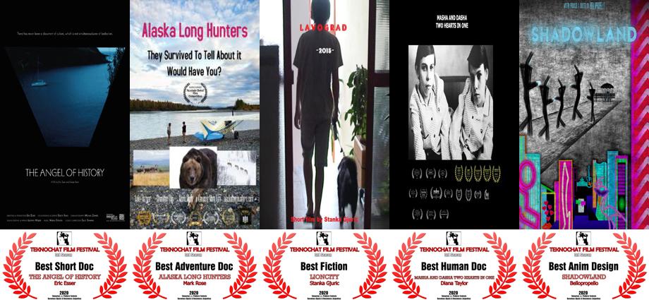 Kratkometražni 'Lioncity/Lavograd' nagrađen na Teknochat Film Festivalu