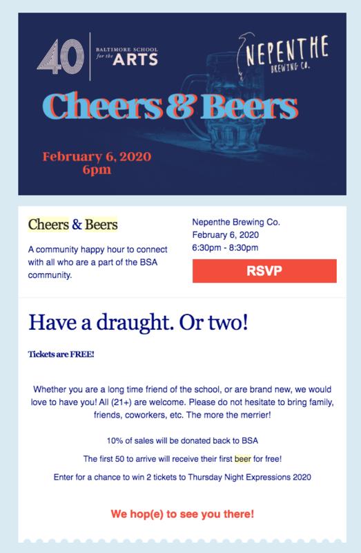 Cheers & Beers 2020