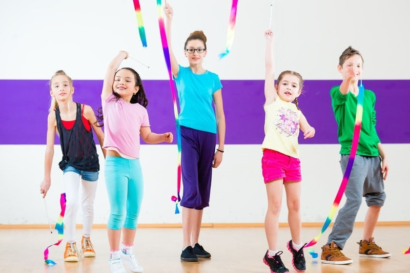 App kids dancing