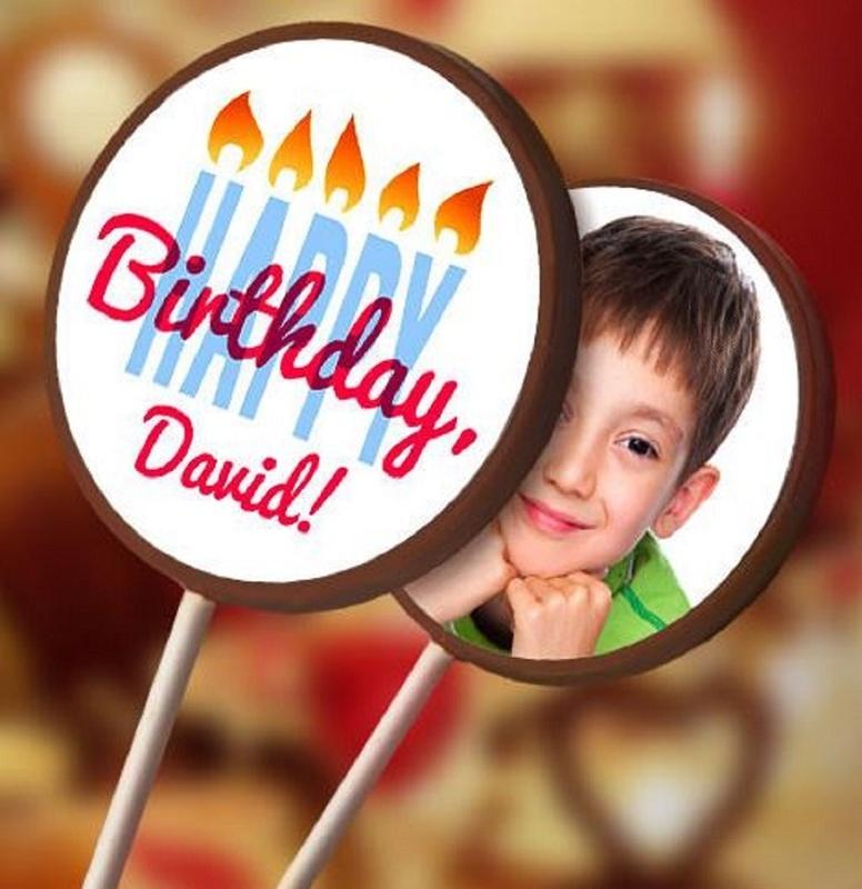 App happy birthday lollipop