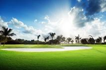 Small golfsence
