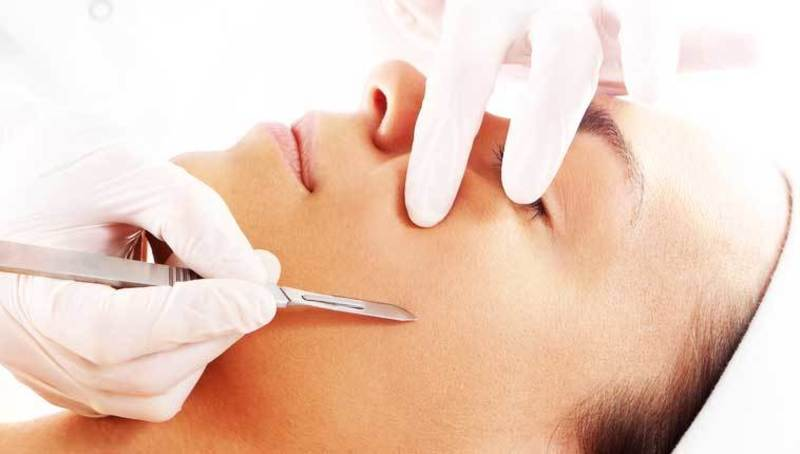 App what is dermaplaning