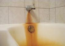 Small rustybath