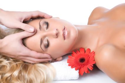 Woman massage beauty spa5
