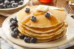 Social pancakes