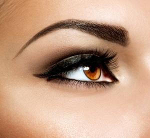 Social eyebrow tint