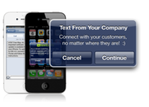 Small mobiletextingapps