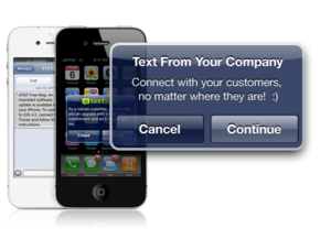 Social mobiletextingapps