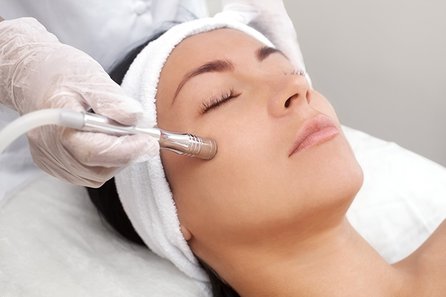Microdermabrasion bloor west village the kingsway