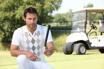 Small fb mens golf