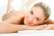 Small benefits of massage therapy