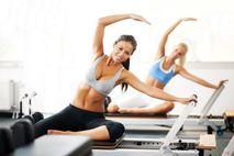 Small reformer pilates