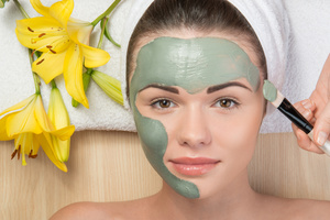 Social facialgreenmask