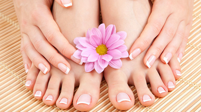 App featured image manicure and pedicure