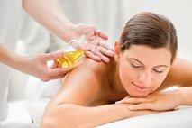 Small aroma massage