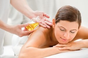 Social aroma massage