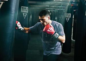 Social boxing workout full