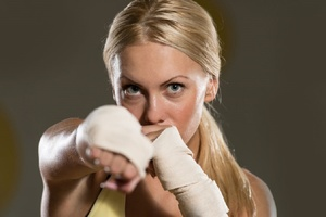 Social womanboxing