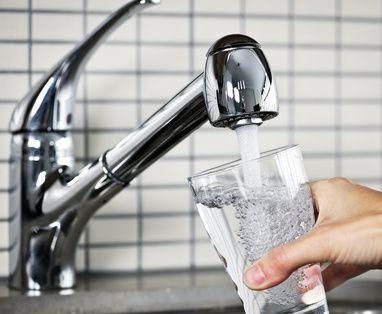 Nano pure water faulcet