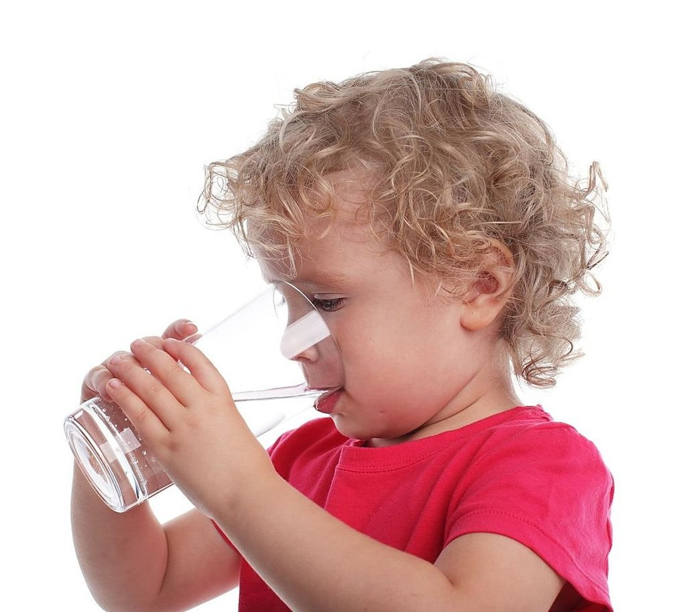 Tap water effects on kids health1