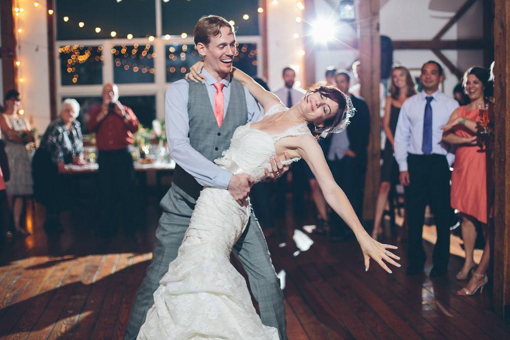 Niki justin wedding first dance