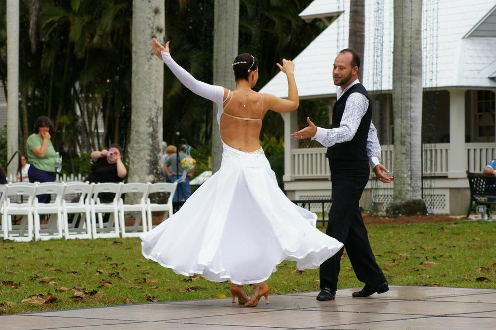 Wedding dance lessons  1