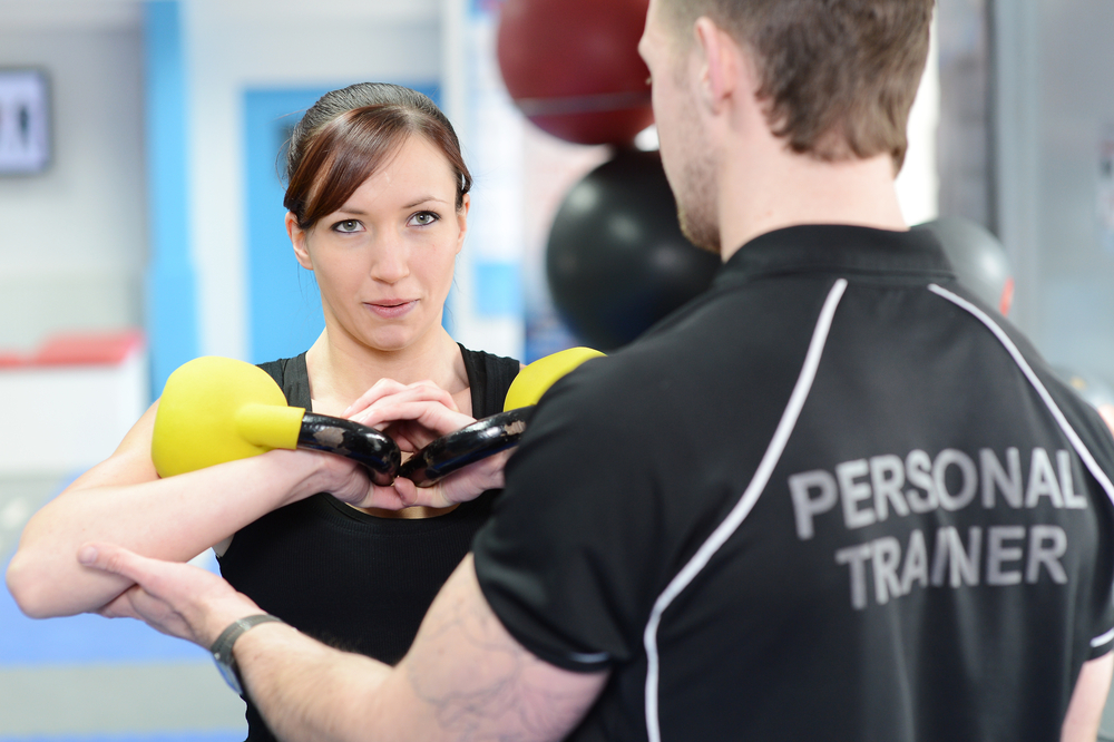 Personal trainer1