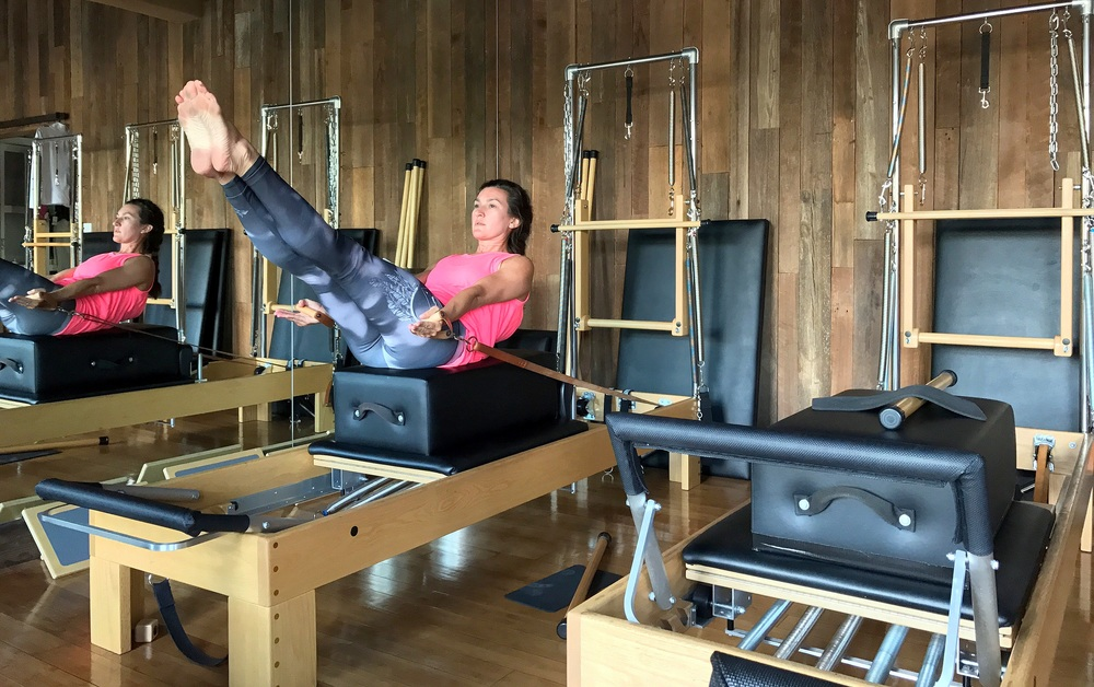 Teaser on the reformer