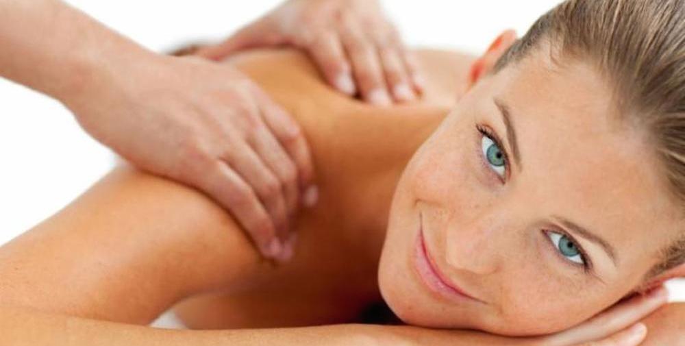 Shoulder massage spa on the plaza monterey ca