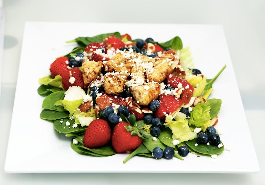 Fruity salad pic