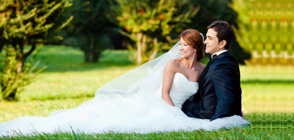 Slide wedding dress preservation