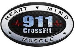 Logo 911 fitness