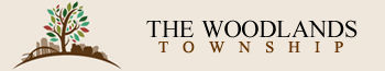 The Woodlands Township, TX logo