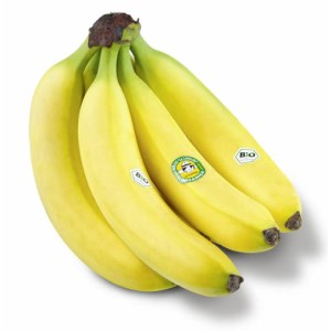 Bio Fairtrade Bananen
