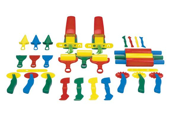 Colorations® Clay Mega Set - 28 Pieces