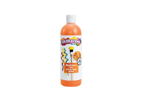 BioColor® Paint, Orange 16 oz. Orange
