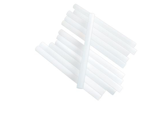Clear Glue Gun Refill Sticks - Set of 12