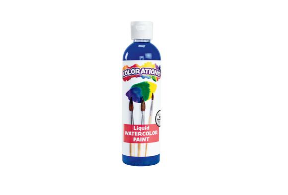 Colorations® Liquid Watercolor™ Paint, Blue - 8 oz.