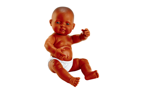 Hispanic Multicultural Newborn Baby Doll - BOY