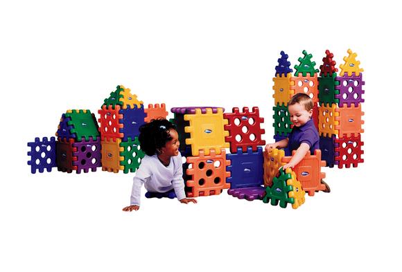 CarePlay™ Grid Blocks - 16 Piece Set