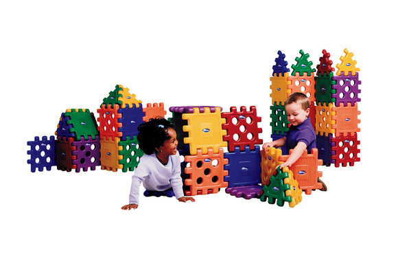 CarePlay™ Grid Blocks - 32 Piece Set