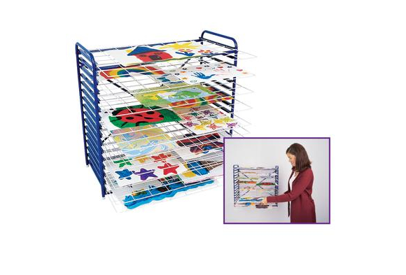 Discount School Supply Art Drying Racks