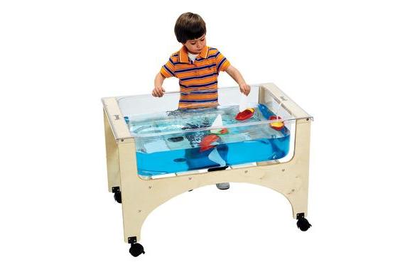 See Thru Sand N Water Tables