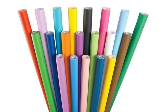 Bright Purple Fadeless® Paper Roll, 48