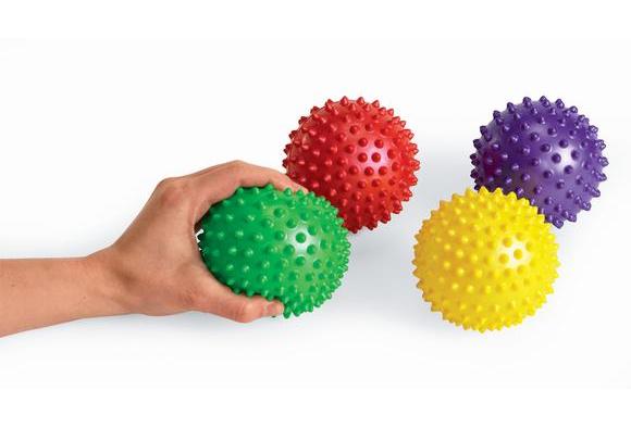 Sensory Balls - Set of 4