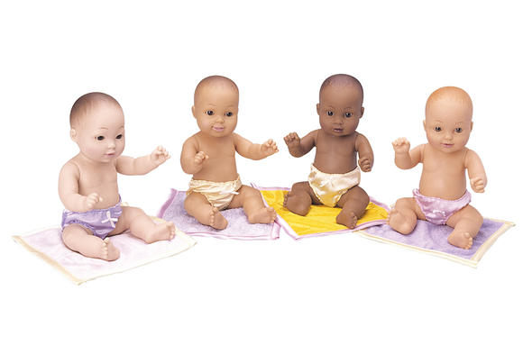 Caucasian Tender Touch Baby Doll