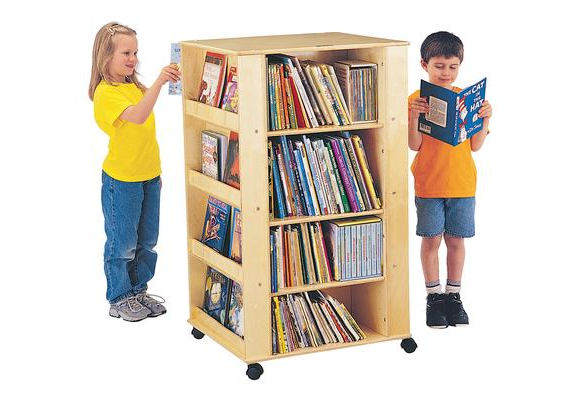 Mobile Book Tower