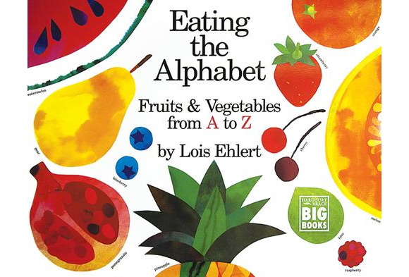 Eating The Alphabet Big Book