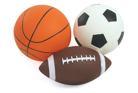 Set of 3 Activity Balls